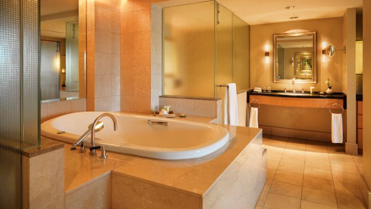 Badezimmer JFK Suite / ©Hyatt Regency Köln