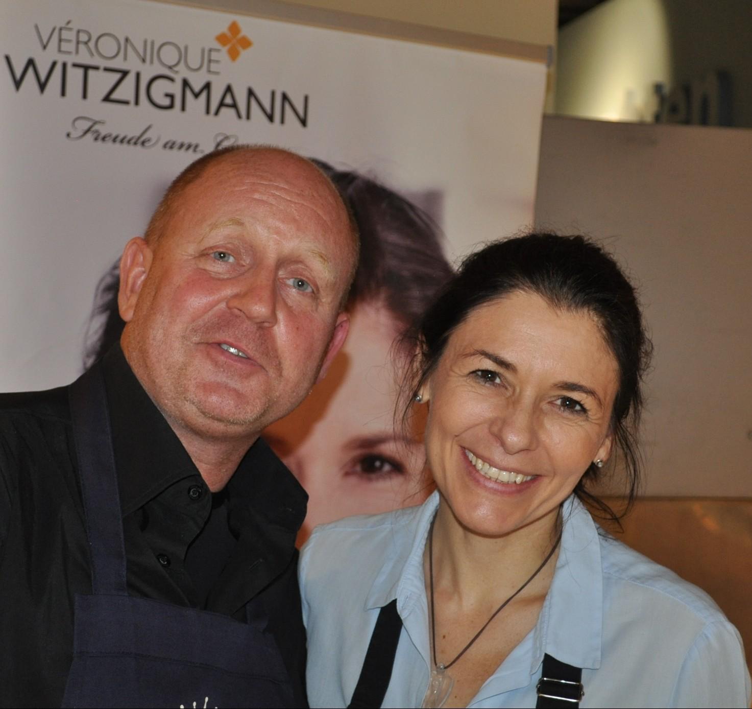 Zurheide Gourmet Festival 2015 / Andreas Conrad von FrontRowSociety.net mit Veronique Witzigmann, Foto Annett Conrad