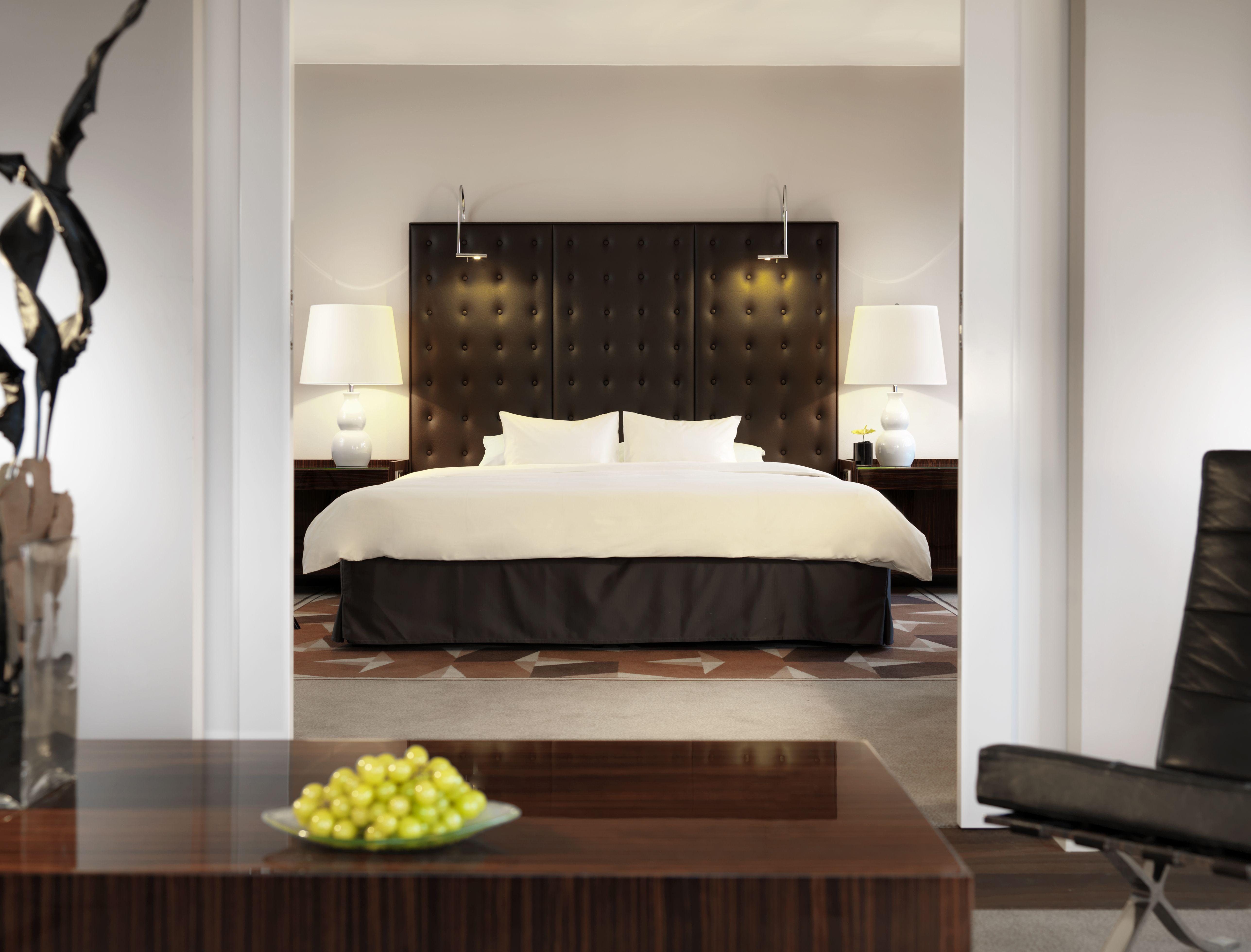 Schlafzimmer View Suite im Hyatt Regency ©Hyatt Regency Köln
