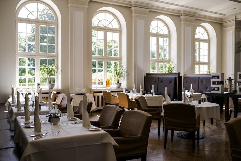 Restaurant La Brasserie / © Uwe Noelke