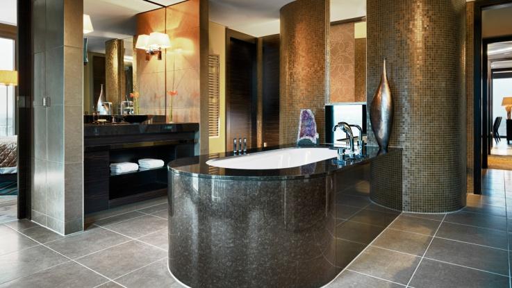 Das Badezimmer der Präsidenten-Suite / © HYATT REGENCY