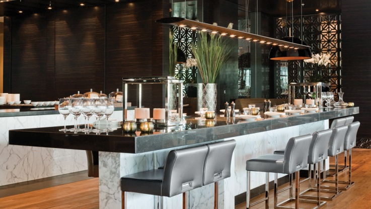 Chef's Table im DOX Restaurant / © HYATT REGENCY