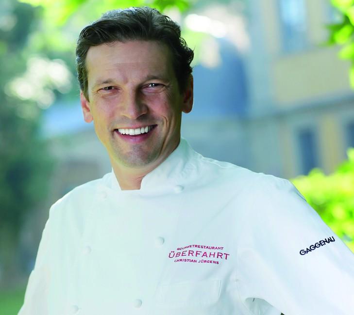 Christian Jürgens, 3 Stern-e Restaurant Überfahrt am Tegernsee