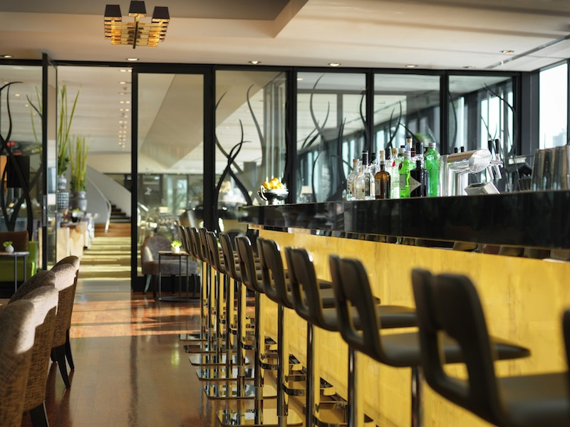 Die stilvolle DOX Bar / © HYATT REGENCY