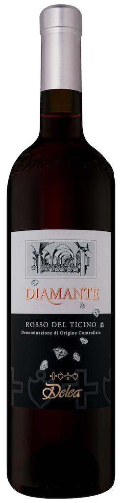 Diamante Rosso del Ticino 2012 vom Weingut Delea / © Vini & Distillati Angelo DELEA SA