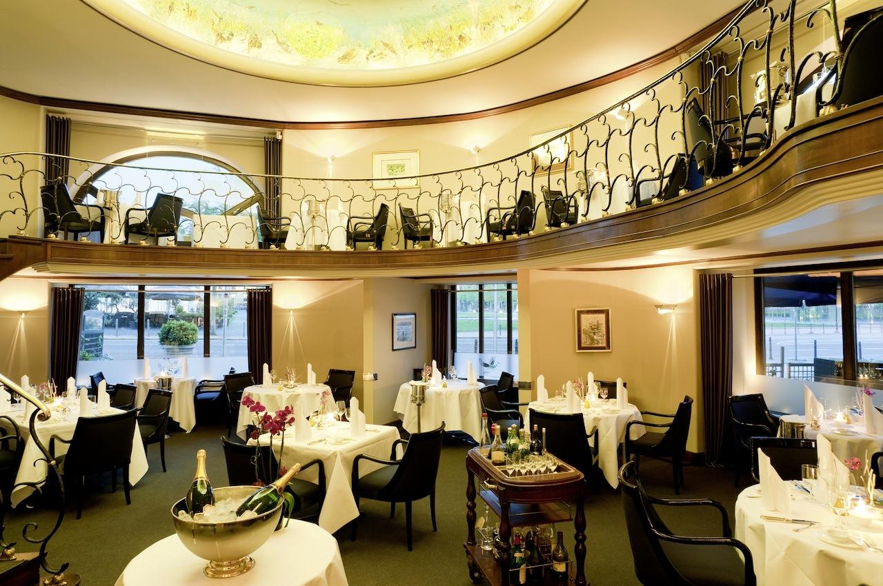 Innenansicht des Restaurants ENTE / © Nassauer Hof