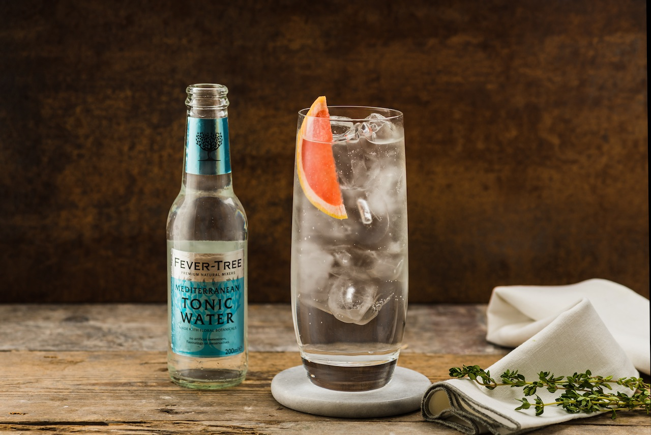 FEVER-TREE Perfect G&T Mediterranean Tonic Grapefruit / © Fever-Tree
