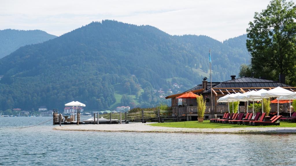 Fährhütte14, traumhaft gelegen / © Althoff Seehotel Überfahrt