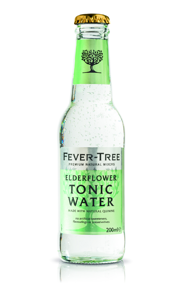 Fever-Tree Elderflower Tonic Water / © Fever-Tree