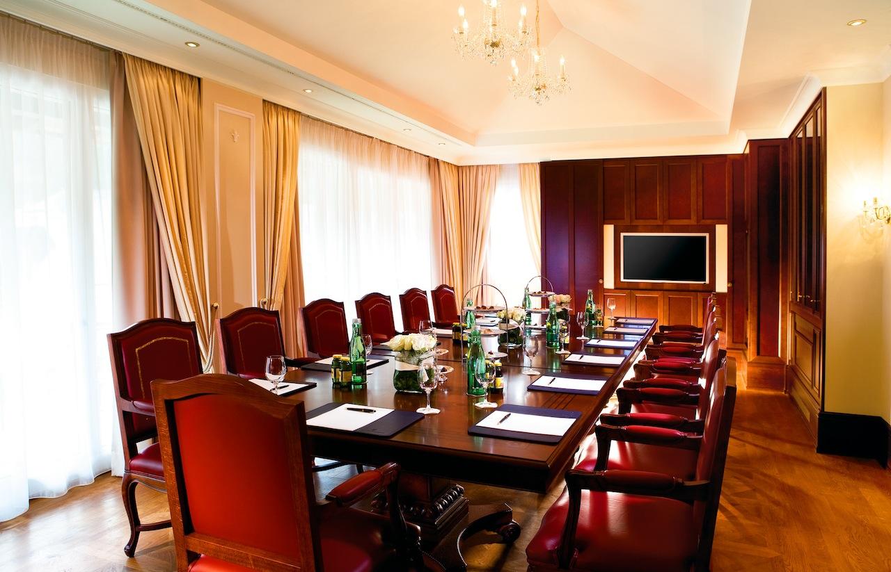 Executive Boardroom / © Schloss Fuschl Betriebe GmbH