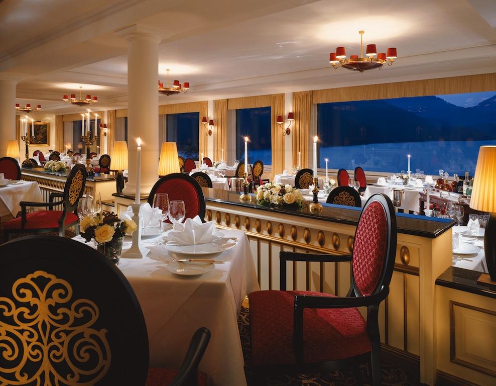 Schloss Restaurant mit traumhaften Ausblick auf den Fuschlsee / © Schloss Fuschl Betriebe GmbH