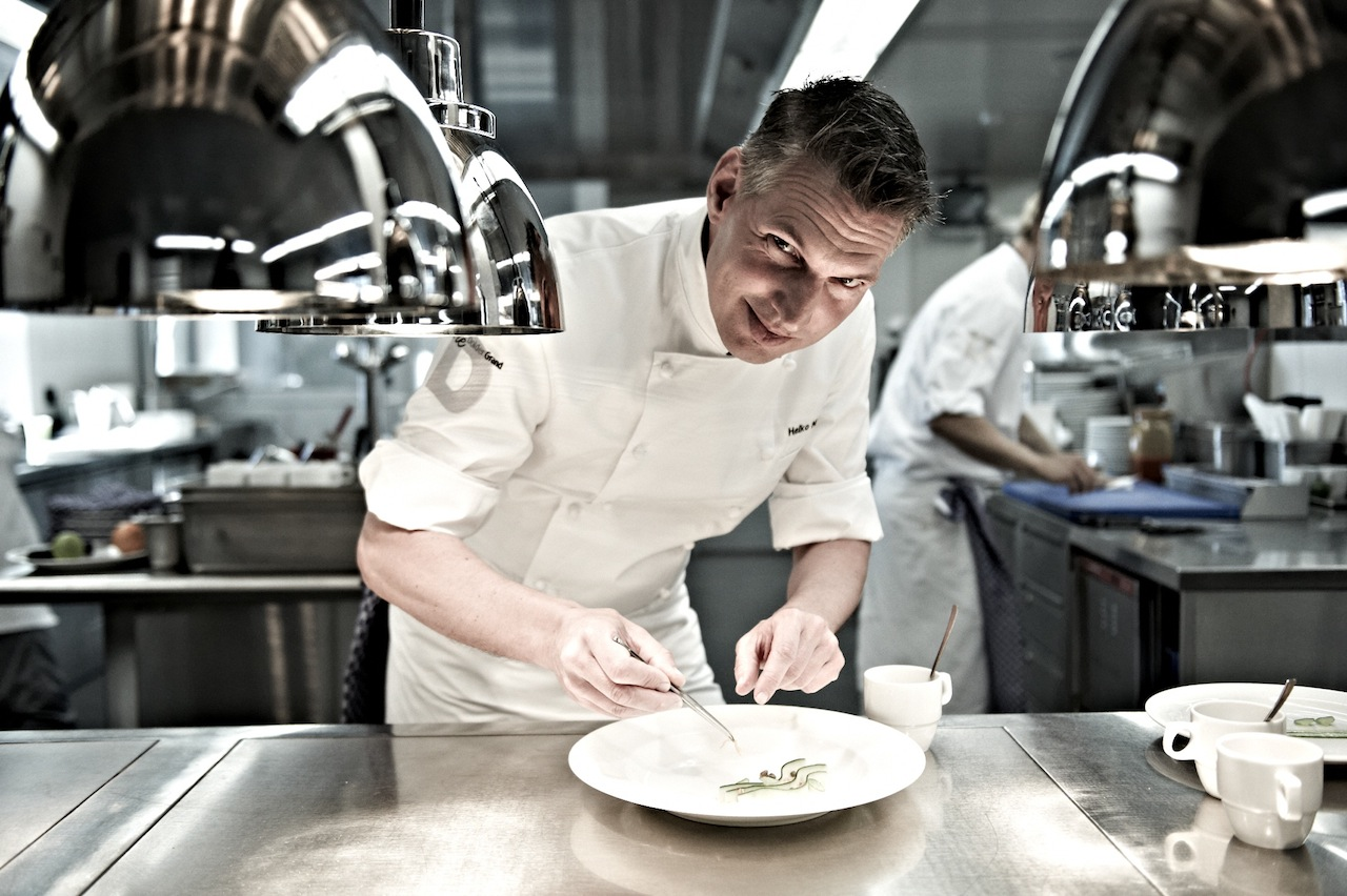 Heiko Nieder Chef Fine Dining / © Pablo Faccinetto