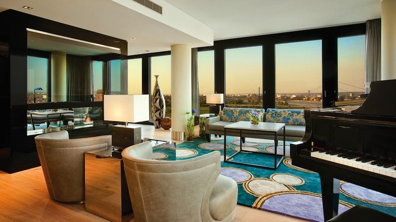 Wohnbereich der Präsidenten-Suite / © HYATT REGENCY