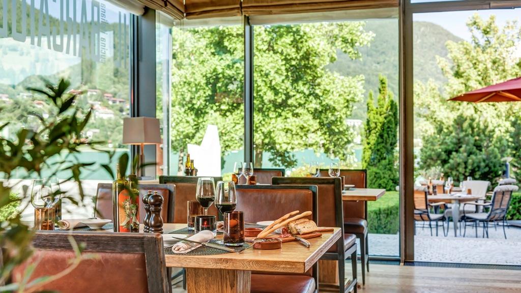 Restaurant IL Barcaiolo / © Althoff Seehotel Überfahrt