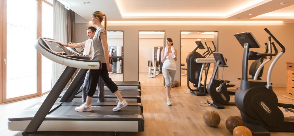 ALL BALANCE SPA Fitness Studio / © Althoff Seehotel Überfahrt