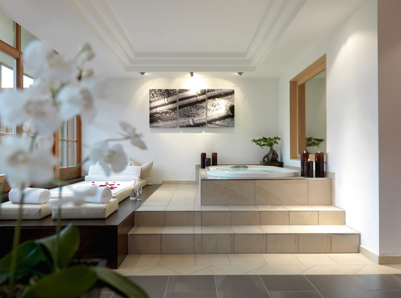 A-Rosa Kitzbühel Wellness Suite / © A-ROSA Resort & Hotel