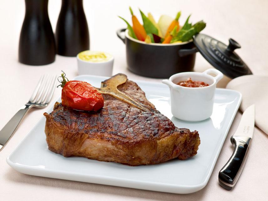 Die wohl besten Steaks der Stadt / © SIDE/Seaside Hotels, Foto: Klaus Frahm