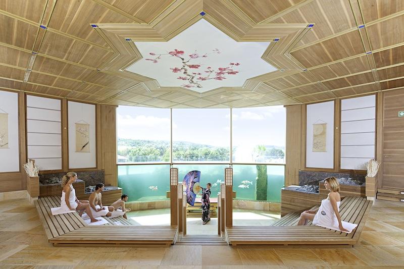 Die Koi-Sauna: Grösste Sauna der Welt / © BADEWELT SINSHEIM GmbH