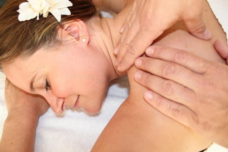 Wohltuende Anwendungen in der MassagePerle / © BADEWELT SINSHEIM GmbH
