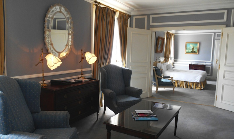 Die Suite Top-Floor Panoramablick / © Althoff Hotel Villa Belrose