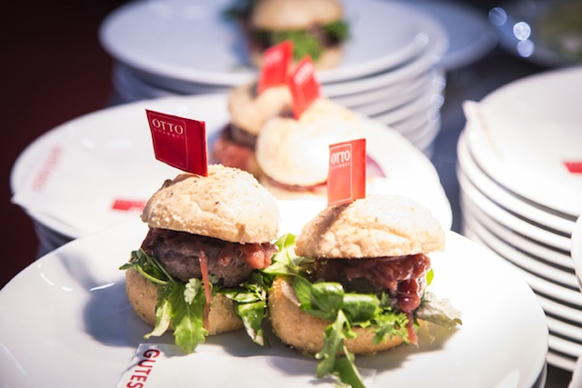 Leckere Hamburger von Otto Gourmet / © FLEET Events
