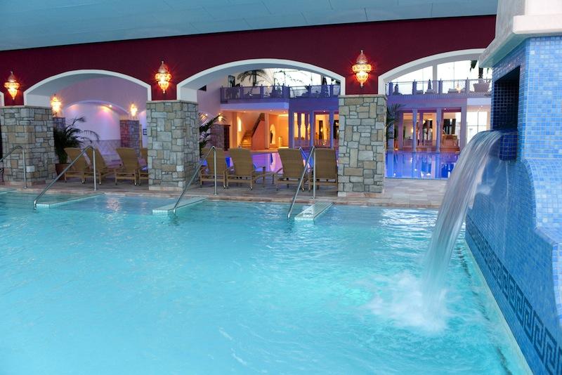 Massagebad: ine Besonderheit ist das basische Wasser, welches durch die Salze der Kohlensäure neutralisiert wird / © Mediterana