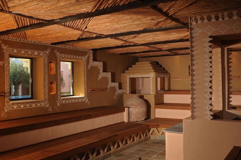 Schwitzen im Rajasthanihaus - Kapha, Pitta und Vata sind die drei Dosha / © Mediterana