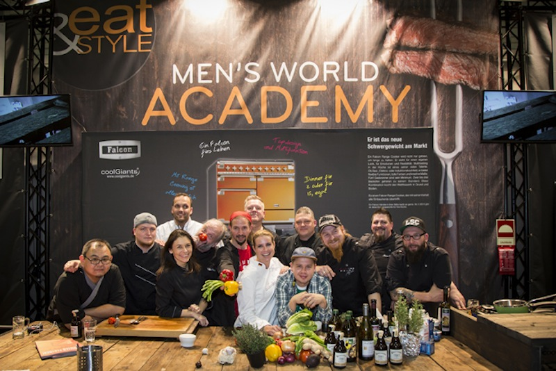 Hier dreht sich alles um Fleisch, das verrät der Name MENS WORLD / © FLEET Events
