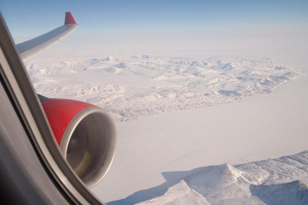 Die traumhafte Landschaft der Arktis. Bald ist der Nordpol erreicht / © Thomas Bujack Nordlandseite.de