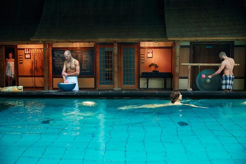 Im Sento Pool ist ein Abkühlung nach der Sauna oder nach dem Onsen genau das Richtige / © Neptunbad köln