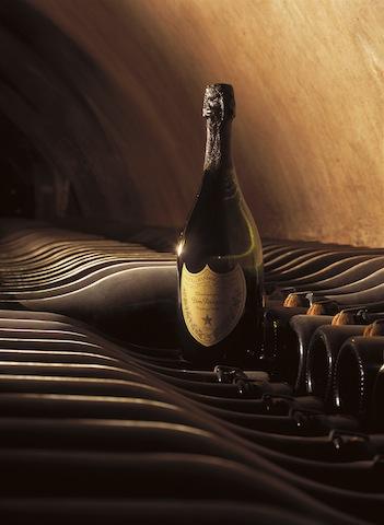 Champagner Dom Pérignon ist auch im Restaurant HAERLIN gefragt / © Moët Hennessy Deutschland