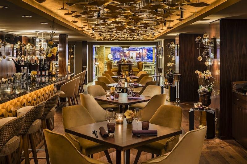 Im neuen Glanz erstrahlt das Nikkei Nine und hat damit das alte Doc Cheng's abgelöst / © Fairmont Hotel Vier Jahreszeiten