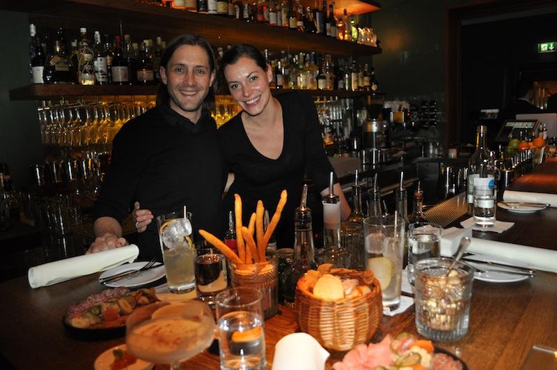 Bobbi Kay und Justin Powell; auch privat ein Paar / © Redaktion FrontRowSociety.net