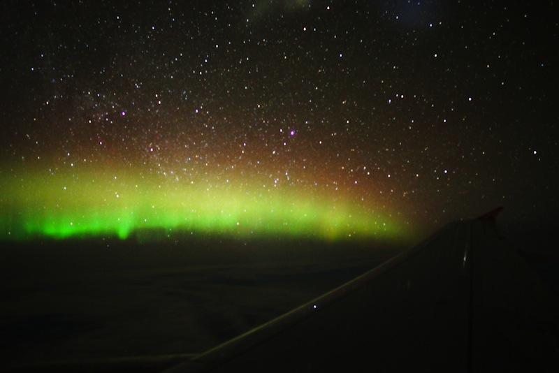 Polarlichter: Für das Auge nicht immer so sichtbar; aber die Bilder zeigen, was möglich ist / © Peter Oden