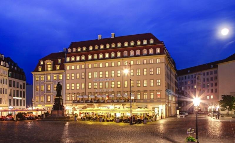2005 eröffnete Hans J. Kauschke das Steigenberger Hotel de Saxe in Dresden; und im April 2011 das Steigenberger Grandhotel Handelshof, Leipzig / © Steigenberger Dresden