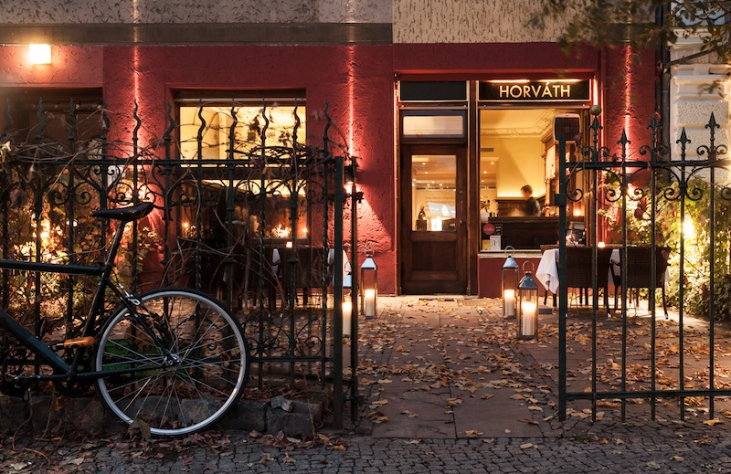 Seit 1918 gehen am Paul-Lincke Ufer 44a die Gourmets ein und aus / © Restaurant Horváth