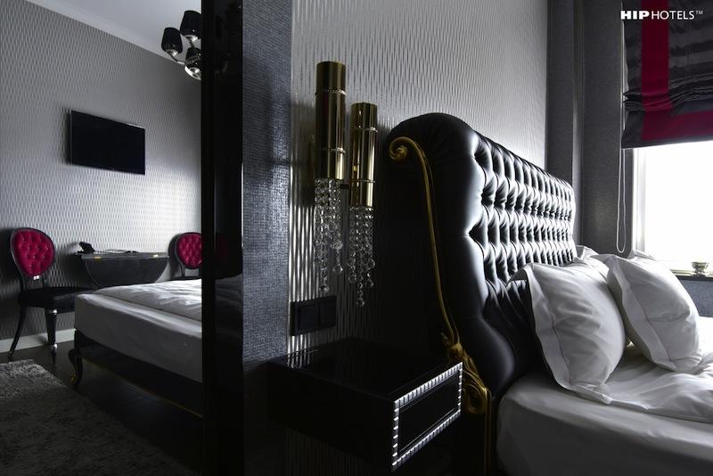 Das edle Superior Doppelzimmer im Humboldt1 Palais-Hotel in Köln © HIP Hotels / Humboldt1