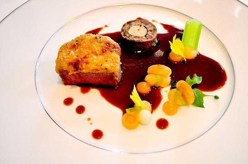 Australisches Prime Beef Filet. Auf der Punkt gebracht und einfach lecker / © Redaktion FrontRowSociety.net