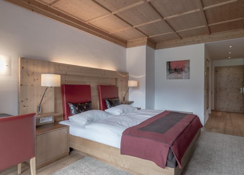 Auf 35 Quadratmetern haben zwei Gäste platz in charmantem Ambiente / © Aqua Dome