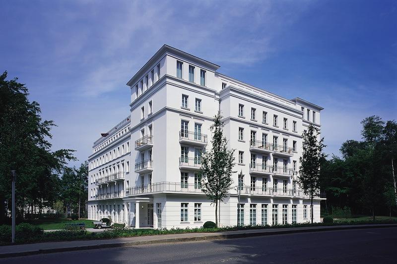 Im Severin Palais im Grand Hotel Heiligendamm liegt das wunderschöne Spa und 17 Suiten und 49 exklusive Doppelzimmer / © Grand Hotel Heiligendamm