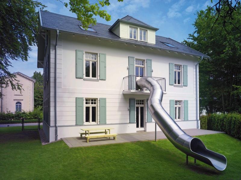Die Kinder haben im Grand Hotel Heiligendamm ihre eigene Villa. Auf 3 Ebenen verspricht die Spaß und Unterhaltung / © Grand Hotel Heiligendamm