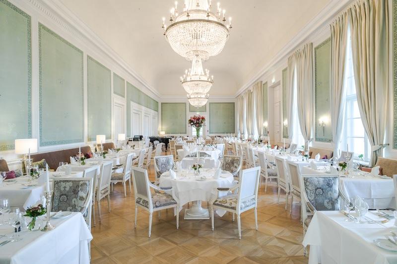 Im eleganten Kurhaus Restaurant im Grand Hotel Heiligendamm kocht Chefkoch Steffen Duckhorn / © Grand Hotel Heiligendamm