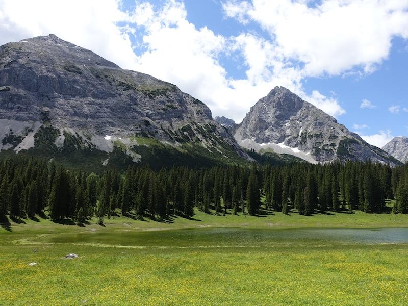 Gut Leutasch liegt inmitten einem über sechzehn Kilometer langen Hochtal – in dem vierundzwanzig Ortsteile zu finden sind / © Redaktion FrontRowSociety.net