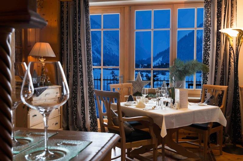 Landhotel Hohenfels: Immer Sicht auf die freie Natur - mit allen Sinnen genießen / © Hotel Hohenfels