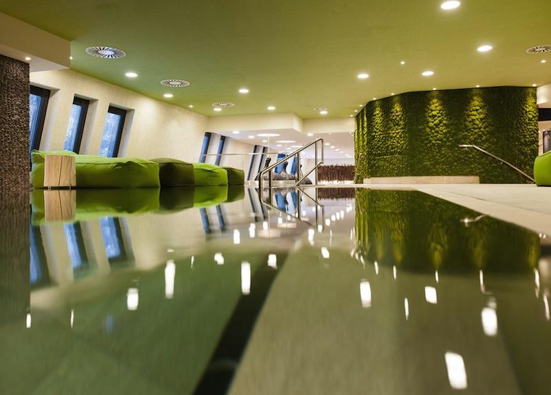 Privat Spa: Hotel guests only. Das SPA 3000 - hier ist die Moosgumpe zu sehen - im Thermenhotel Aqua Dome ist der ideale Ort um zu entspannen / © Aqua Dome