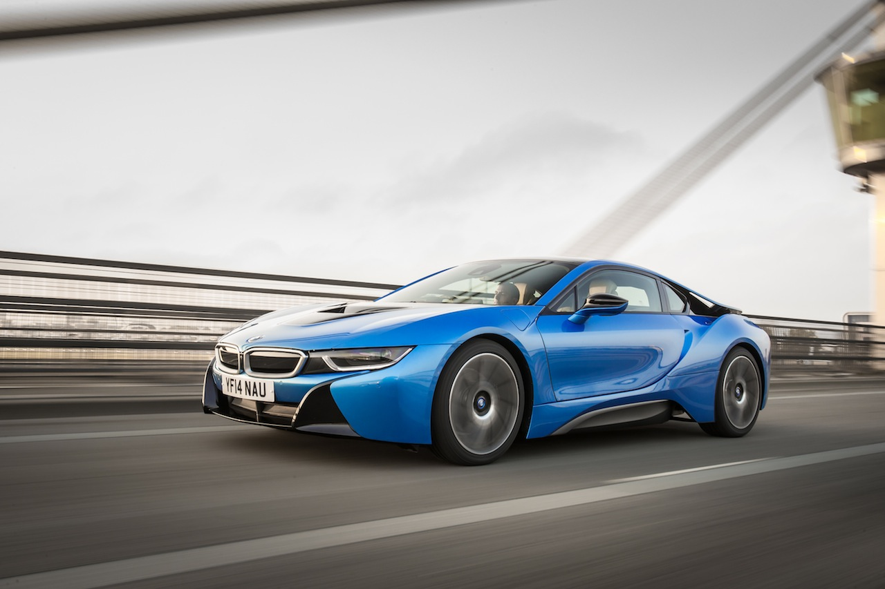 Alle von BMW angeboten Farben strahlen Kraft und Dynamic aus / © BMW AG München