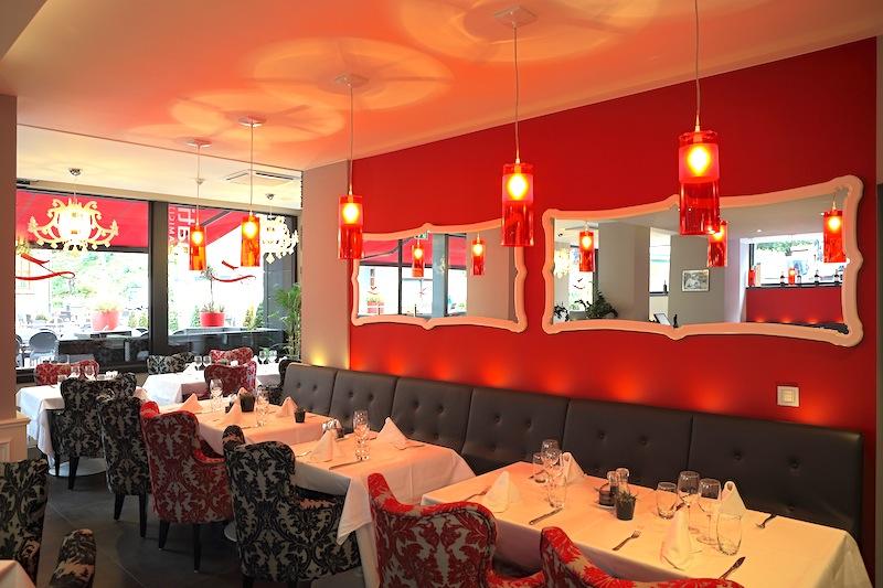 Auch das Gourmet-Restaurant Da Lonati wird gerne von Einheimischen besucht - dank der italienischen exquisiten Küche / © Hotel Le Clervaux
