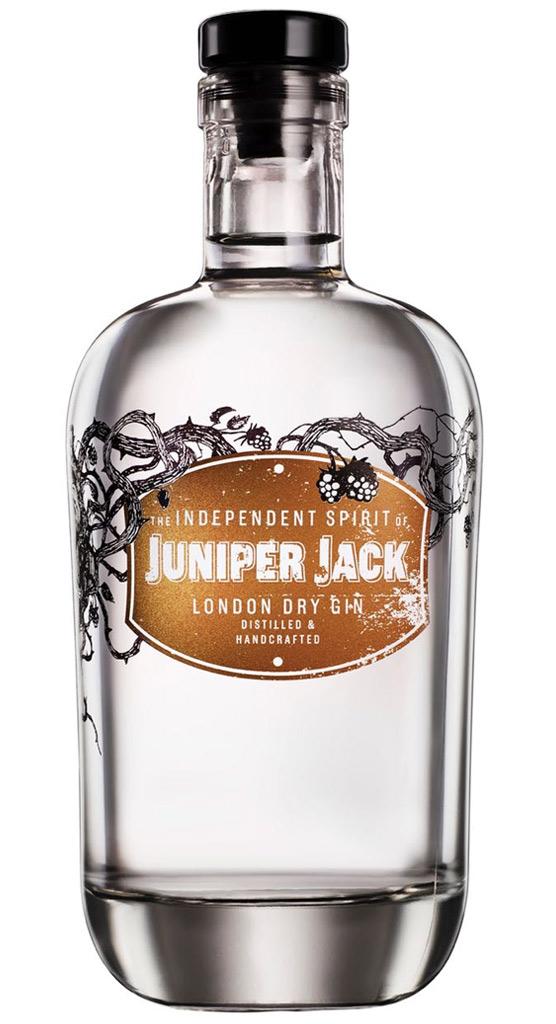 Juniper Jack: Gin mit schmackhaften 46,5 Prozent