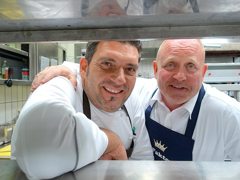Chefkoch Marcello Fabbri ist seit 1993 Küchenchef im Sterne-Restaurant Anna Amalia und erkocht Jahr für Jahr seinen Michelin-Stern - bald kommt sicher der zweite Stern hinzu / © Redaktion FrontRowSociety.net