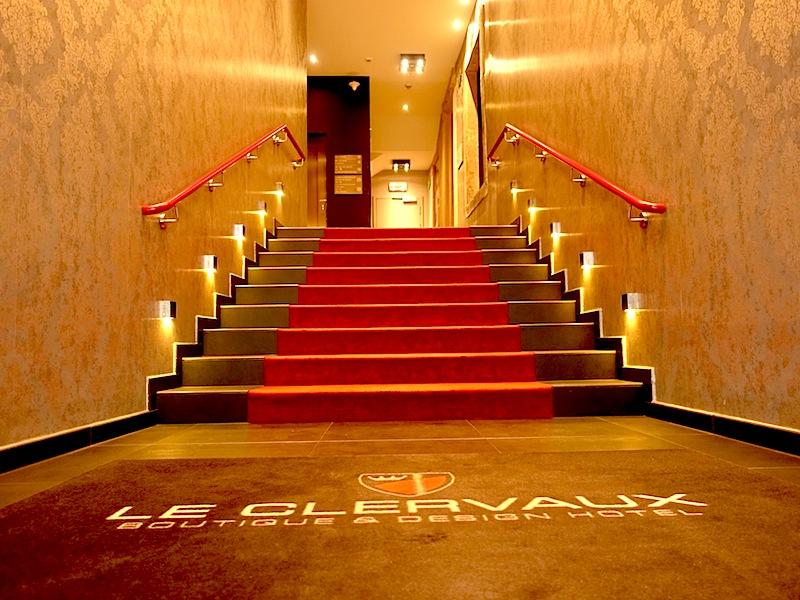 Willkommen im einzigartigen 5-Sterne Luxus- und Design-Hotel in Clerf / © Redaktion FrontRowSociety.net, Foto Noris Conrad